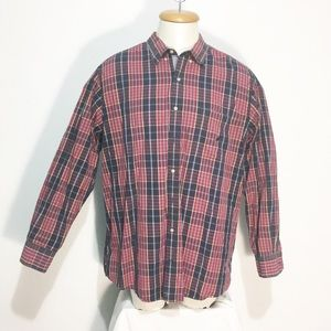Nautica 3XL Tall Long Sleeve Shirt